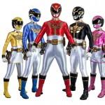 Dédicaces exceptionnelles des Power Rangers à Kidexpo