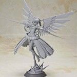 Le prototype de Sakuya Seraphin par Kotobukiya