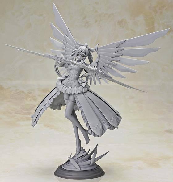 Prototype : Sakuya Mode Seraphin