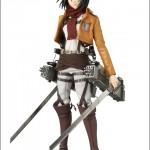 Mikasa Ackerman en RAH par Medicom