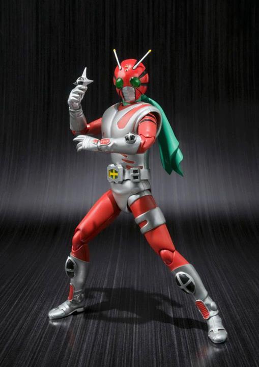 S.H.Figuarts - Kamen Rider ZX