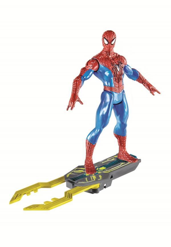 SPIDER STRIKE FIGURES 3.75inch Glider Spiderman A5702