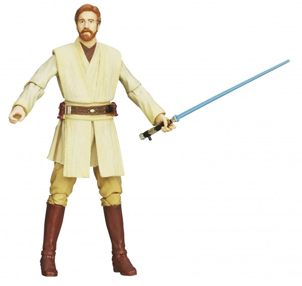 Obi wan Kenobi Star Wars the black serie wave 3