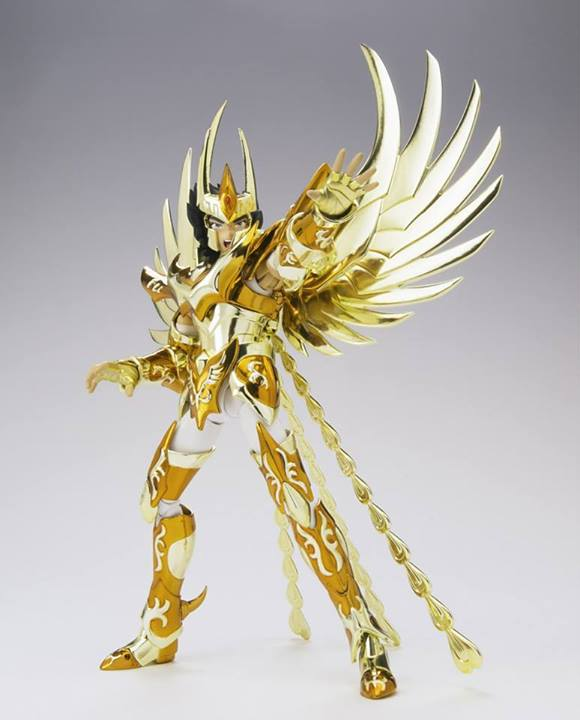 Saint Cloth Myth Phoenix Ikki God Cloth -10th Anniversary Edition