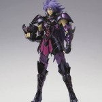 Saint Seiya Cloth Myth EX  Saga Surplis les photos officielles