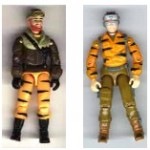GI Joe : Tiger Force (Hasbro 1988)