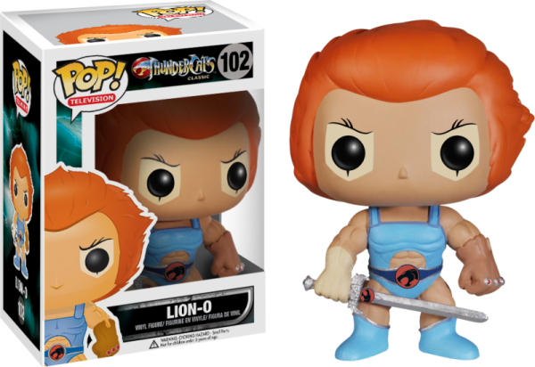 Thundercats Pop Vinyl Lion-O
