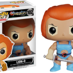 Thundercats des figurines en Pop Vinyl