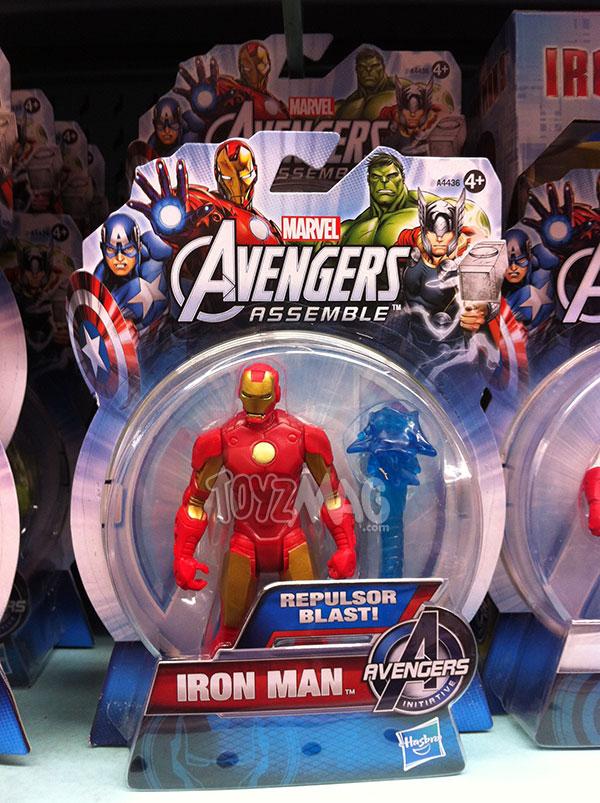 Avengers Assemble IronMan