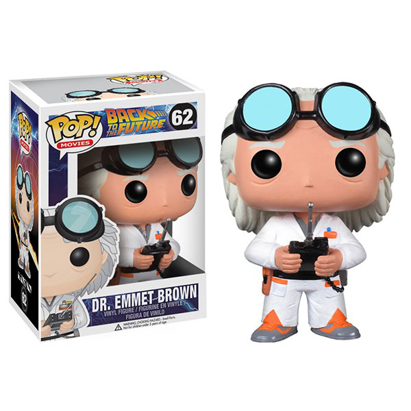 Back To the Future retour vers le futur Doc Funko