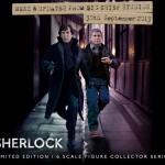 SHERLOCK des figurines 1/6 pour les détectives de la BBC