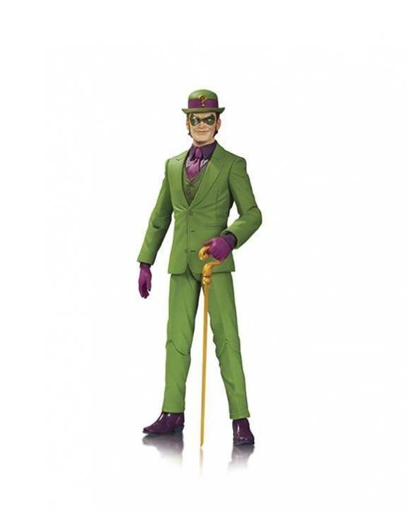 capullo The riddler  DC COMICS DESIGNER ACTION FIGURES