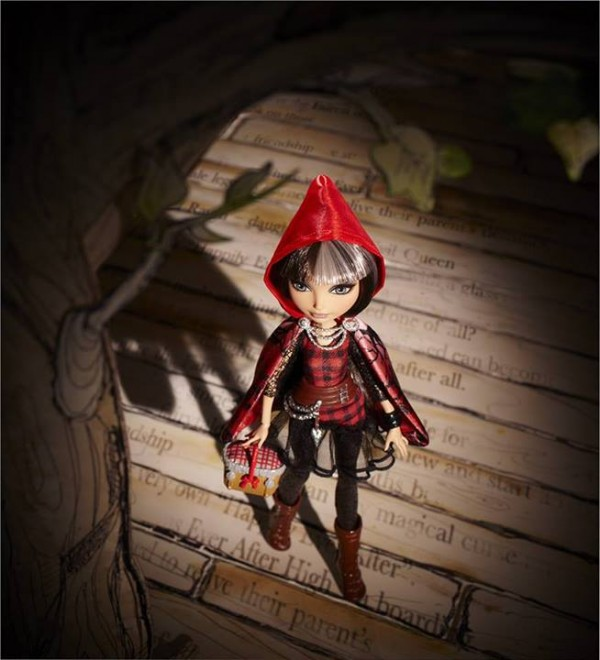 Ever after High cerise wood