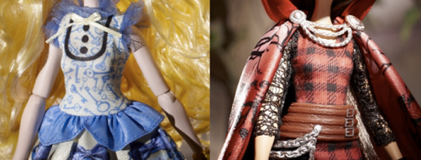 ever after high teaser