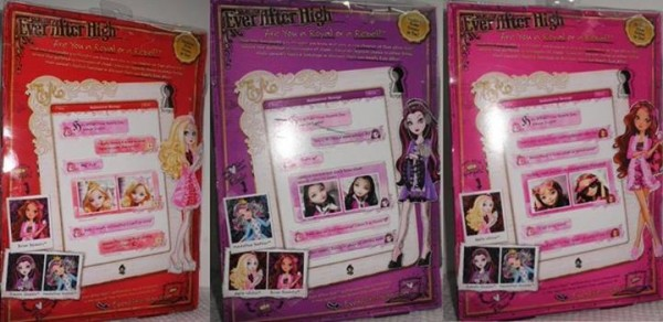 ever after high Getting Fairest