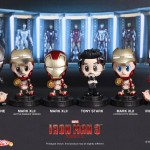 Iron Man 3 : Série des Cosbaby (S) Hot Toys