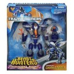 Review - Transformers - Beast Hunters Predacons Rising - Darksteel - Voyager Class
