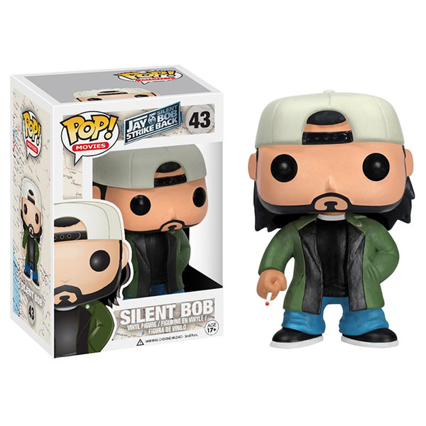 Funko Pop!movie Silent Bob
