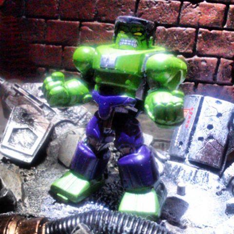 minimate marvel robot hulk