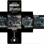 Robocop : packaging d'ED-209 par NECA