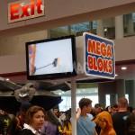 NYCC : Mega Bloks avait sorti le grand jeu