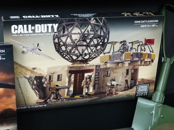 Call of Duty Mega Bloks