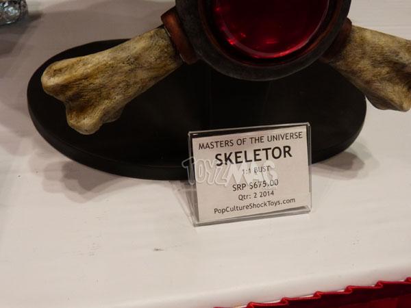 Pop Culture Shock Collectibles Skeletor