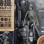 Review spécial Halloween : Revoltech Skeleton Army