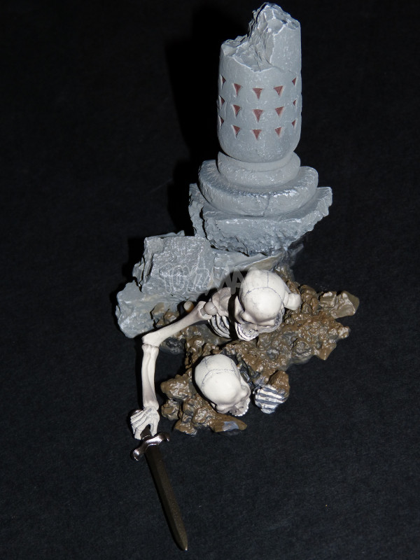 revoltech skeleton jason argonaut review v2 8