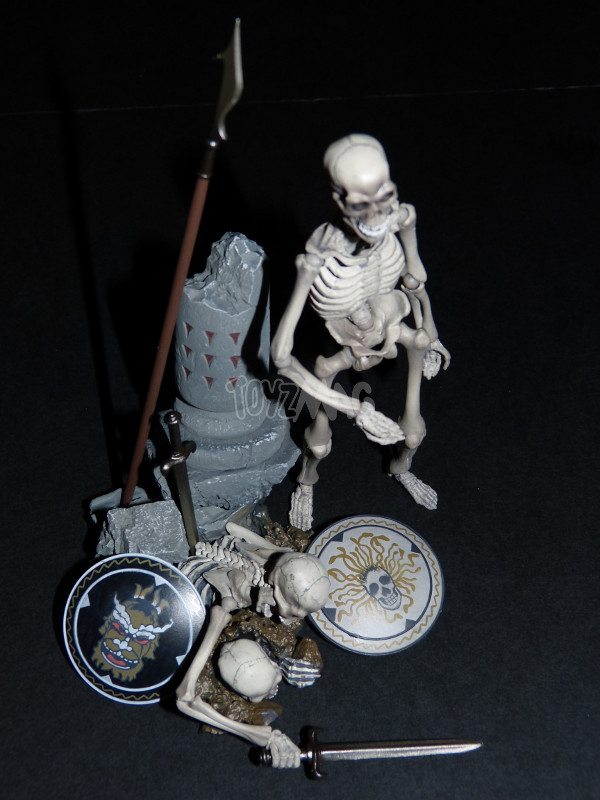 revoltech skeleton jason argonaut review v2 9