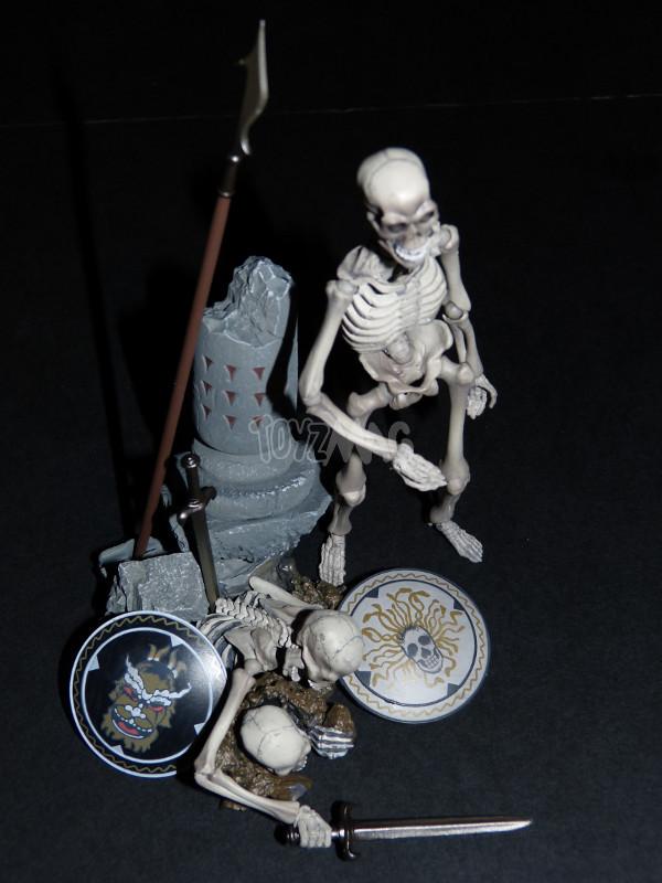 revoltech skeleton jason argonaut review v2 9