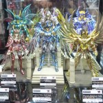 NYCC Tamashii Nations Saint Seiya et Sailor Moon