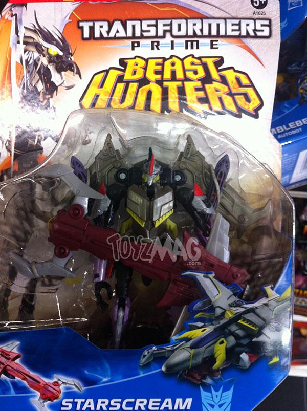Starscream Transformers Prime Beast Hunter