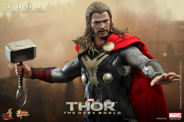 thor dark world hot toys 1