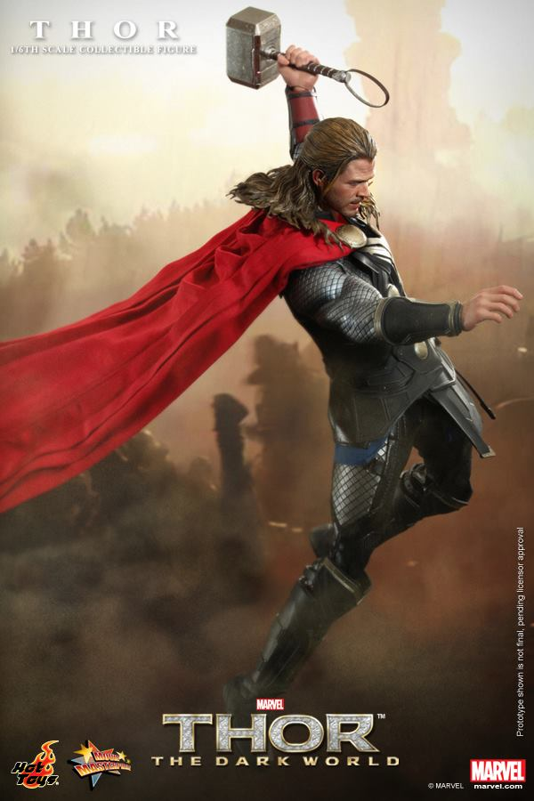 thor dark world hot toys  6
