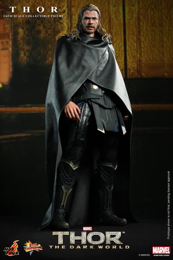 thor dark world hot toys 7