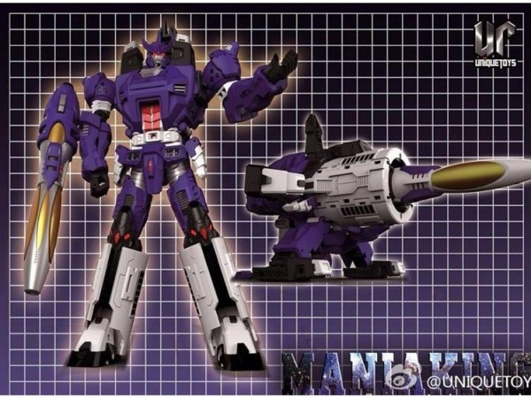 transformers Manaicking  Galvatron