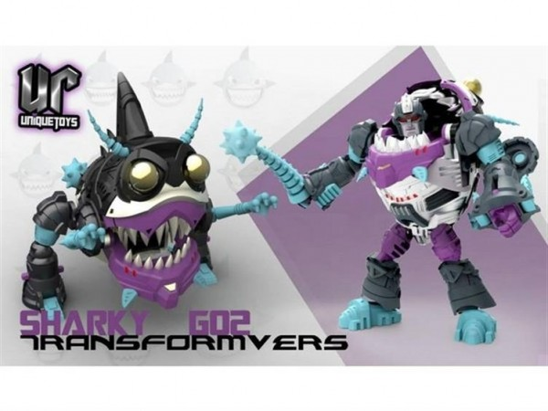 transformers Sharky Sharticon