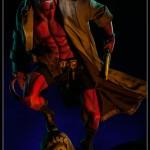 Sideshow : Hellboy en Premium Format