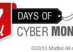 Cybermonday les soldes de Mattycollector