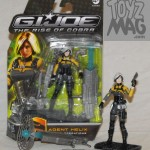 Review: GI.Joe The Rise of Cobra - Agent Helix
