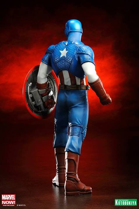 "Marvel - Captain America ""Avengers Now"""