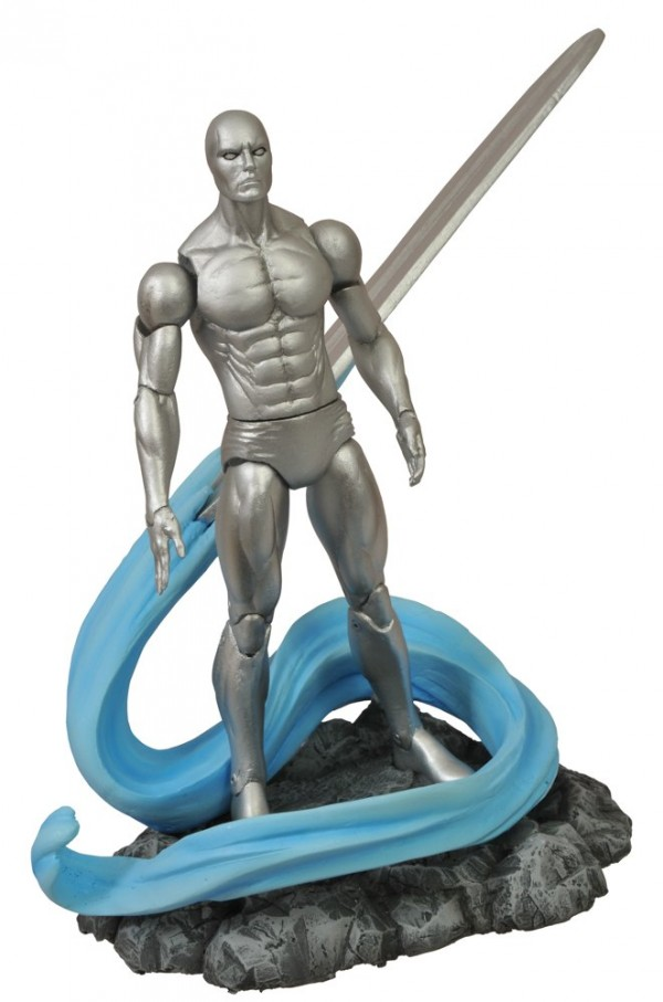 SilverSurfer marvel select dst
