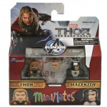 Marvel Minimates : le packaging de la série Thor