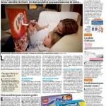 Jouets dans l'Actu : Calendriers de l'Avent (Playmobil et Lego) dans le Parisien du jour