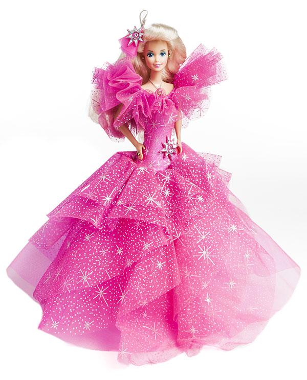 De Barbie Collector – RétrospectiveToyzmag 25ans Joyeux Noël orxedBWC