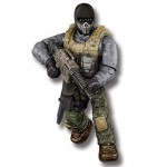 Call of Duty Mega Bloks : Ghost