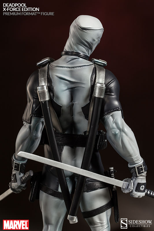 Deadpool - X-Force Premium Format™ Figure by Sideshow Collectibles