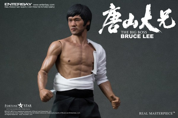 enterbay bruce lee 7