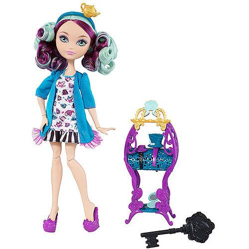 Madelien Hatter ever after high Getting Fairest
